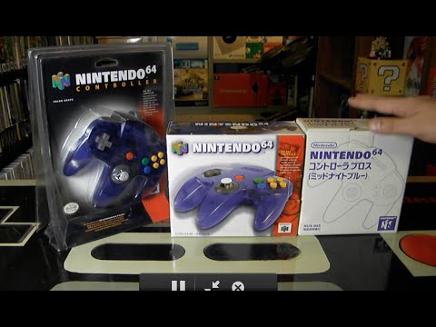 Pricing + Rarity Guide: Nintendo 64 Controllers