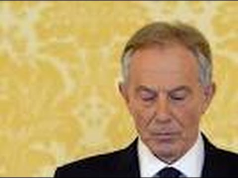 Did Tony Blair actually apologise for Iraq War? ...Should he?