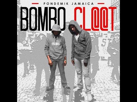 Pondemik Jamaica - BBC (BomboCl@@t) Lyric Video 2015