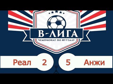 Реал - Анжи 2 - 5 (0 - 2)
