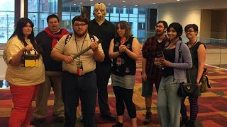 Friday the 13th cosplay