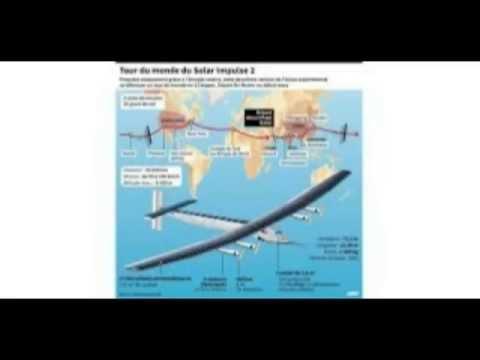 avion solaire solar impulse