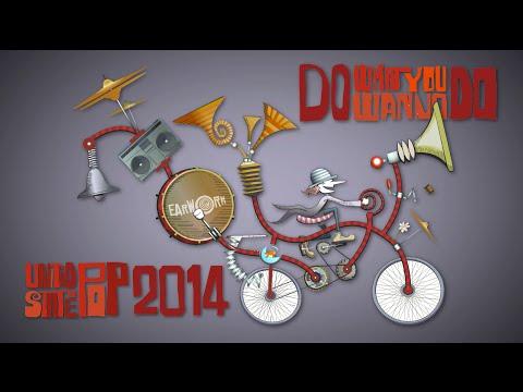 LYRICS - DJ Earworm Mashup - United State of Pop 2014 (Do What You Wanna Do)