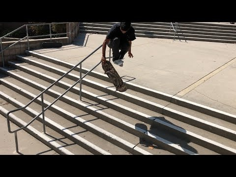 MOGLEY, VINCENT LUEVANOS & MORE SKATE EVERYWHERE !!! - NKA VIDS -