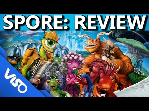 Spore : Looking Back Review