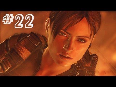 Resident Evil Revelations Gameplay Walkthrough Part 22 - Tangled Webs - Campaign Episode 10