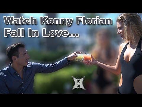Watch UFC Tonights Kenny Florian Meet The Girl Of His Dreams Clark Gilmer