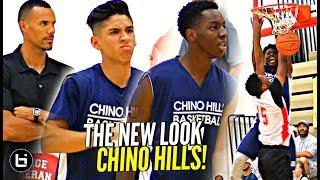 NEW Look CHINO HILLS 1st Game Of Season!! Still Got TALENT + New Coach!!