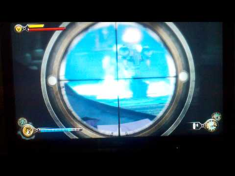 1999 Mode Lady Comstock Ghost 2nd encounter in vault boss fight easy method bioshock infinite