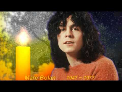 Marc Bolan 1947 ~ 1977 35 years gone