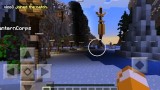 Minecraft hunger games :))))