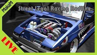 Street Legal Racing Redline LIVE #23 - Újra működik a játék! :D
