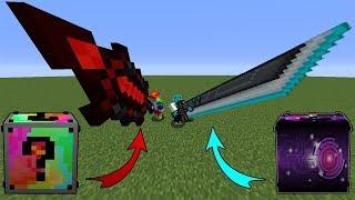 Download video Minecraft Lucky Wars - 2 Farklı Şans Bloğu Bölüm 1