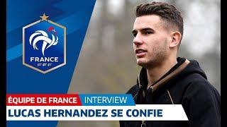 Equipe de France : Lucas Hernandez :