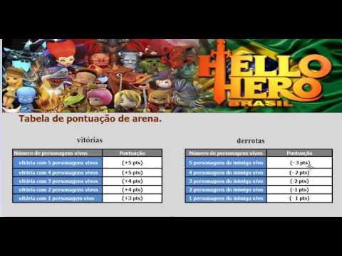 hello hero brasil