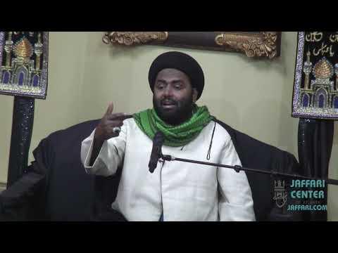 Wafat of Muhammad (SAW) / Shahadat Imam Hasan Majlis 2019/1441 Maulana Kalbe Abbas Rizvi