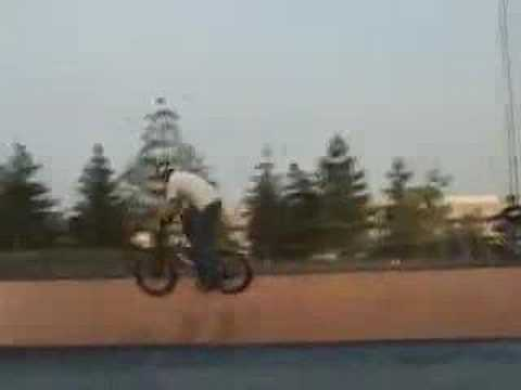 BMX riding Macniel tour 2002 Jay Miron, Part 2 Video