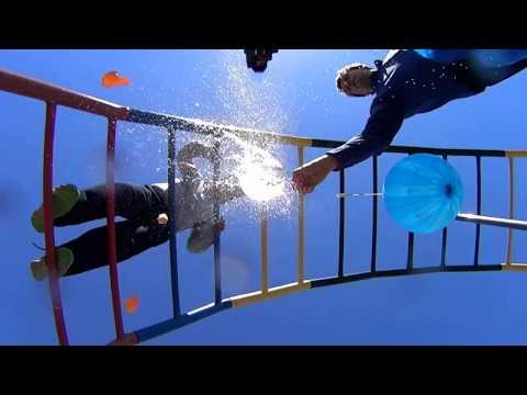Physics Balloon Experiment Fireproof Balloon Experiment