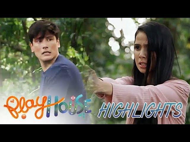 Natalia tries to end Peter's life | Playhouse