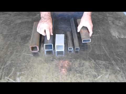Welding Fabrication Basics - Part 1