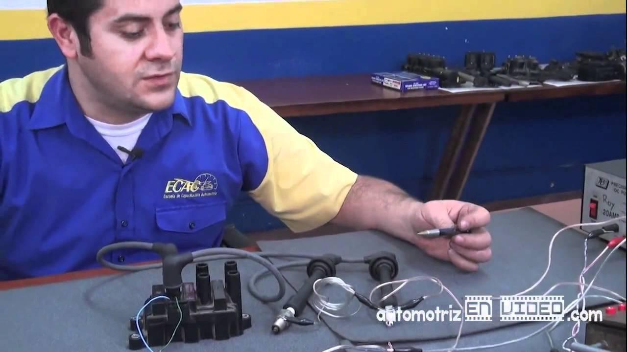Comprobación de Bobinas, Ford Explorer V6 - YouTube