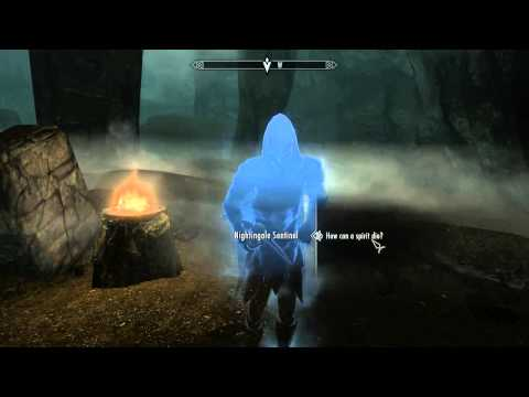 Skyrim Adventures #27: Twilight Sepulcher