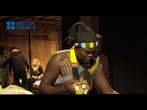 South Sudan Theatre Company: Cymbaline