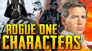 Star Wars ROGUE ONE: In-Depth Characters Breakdown + New Deathtrooper Images & Darth Vader Confirmed
