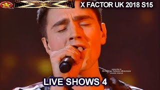 "Brendan Murray ""Everybody Hurts"" SIMON ""FOUND"" HIM FINALLY  The Boys 