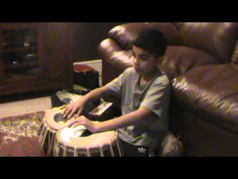 Tabla to Ja Ja Re.  - Shankar Tucker