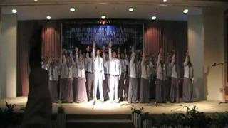 SMSS Speech Choir Performance at Hua Ho Manggis, If I Were a Voice by Charles Mackay