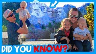 🗺 MOUNT RUSHMORE TIPS AND TRICKS 🌄 Full Time RV Family South Dakota 🗽