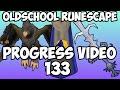 Oldschool Runescape - 99 MAGIC! + Soloing Armadyl GWD   2007 Servers Progress Ep. 133