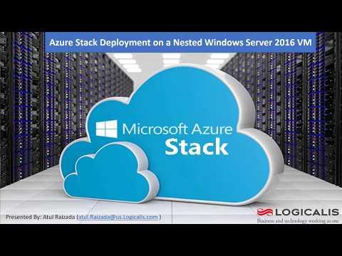 Azure Stack Deployment DEMO