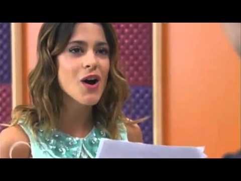 Violetta 2: Violetta prueba ''In my own world'' con Diego (Ep. 30)