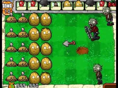 Plants vs Zombies DS: BOMB all togheter!