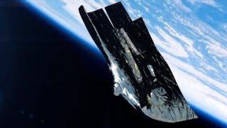 SATELITUL NEGRU DE ORIGINE EXTRATERESTRA A FOST DOBORAT DE NASA ! NIMENI NU STIE DE CE ...