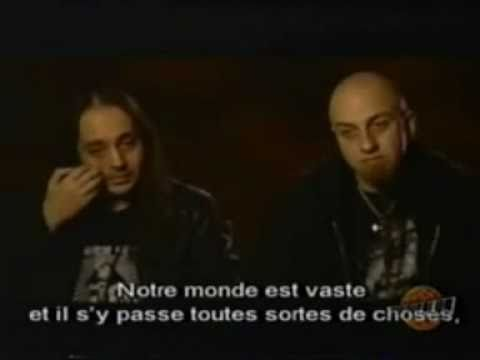 System of a Down Musique Plus interview Part 1