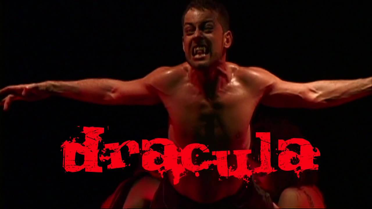PUSH Physical Theatre (Dracula - Live Performance ...