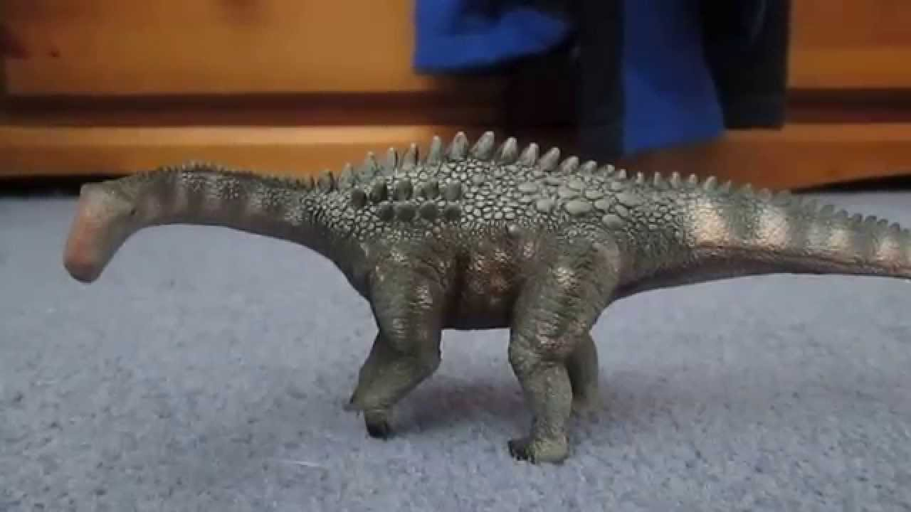 Review 22: CollectA Am... Ampelosaurus Dinosaur King