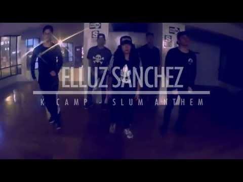 Elluz Sanchez choreography :: K Camp - Slum athem