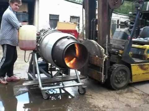 Viper Jet Engine Rolls Royce Viper Jet Run 1