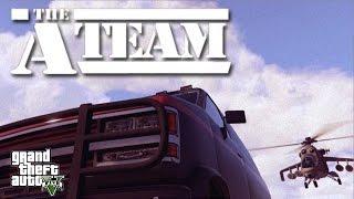 The A-Team | GTA 5 reenactment | The A-Team Intro