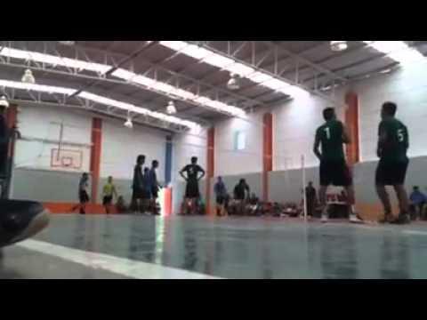 Voleibol sub. 23 laredo poniente vs reynosa p2