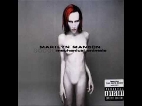 Marilyn Manson Mechanical Animals