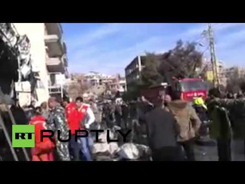 Lebanon: Car bomb kills four in Lebanon's Hermel