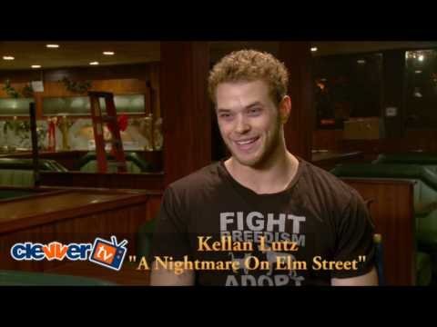 Kellan Lutz 'A Nightmare On Elm Street' Interview Video