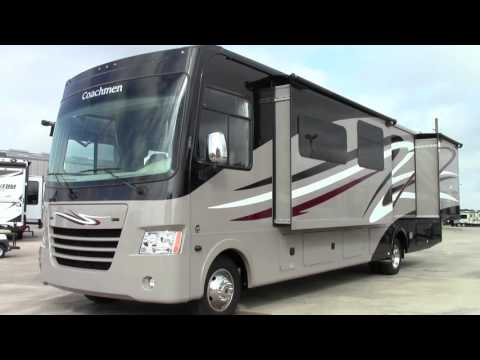 New 2016 Coachmen Mirada 35KB Class A Gas Motorhome RV - Holiday World of Houston & Las Cruces