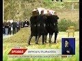 სამგლოვიარო ცერემონია 24 წლის შემდეგ - აფხაზეთის ომის 25 გმირი სამხედრო პატივით დაკრძალეს