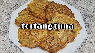Tortang Tuna   Tuna Omelette   Holy Week Meal Idea